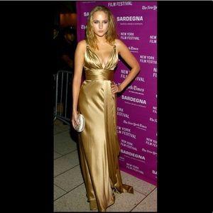 🎁SALE NWT Dina Bar-El Gown *color is bronze